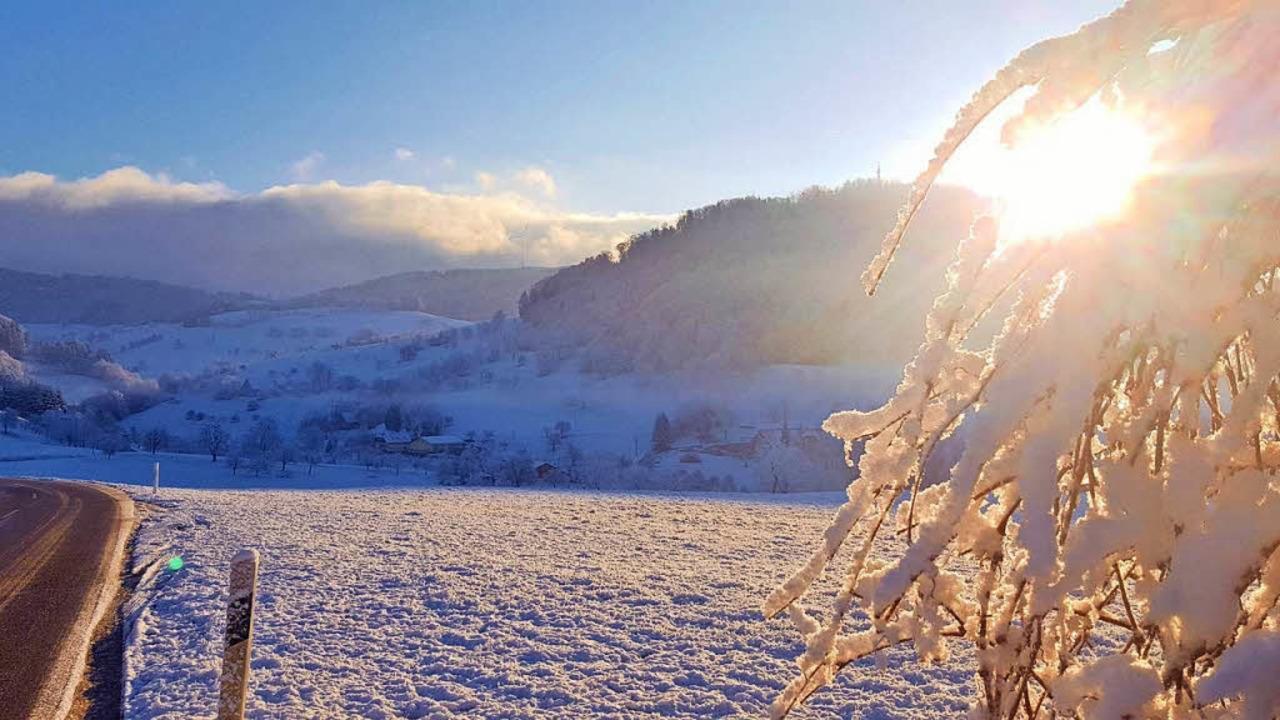Der Pfingstberg im Februar  | Foto: Patrick Ohnemus