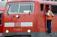 In der Lok sind viele Plätze frei: Grippewelle bei der Bahn
