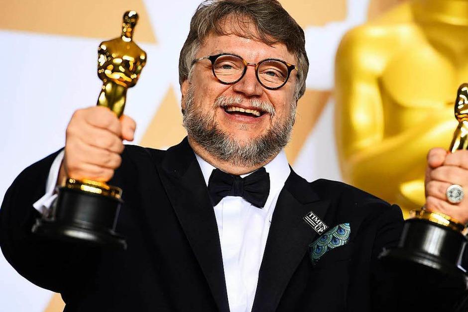 """Bester Film: """"Shape of Water - Das Flüstern des Wassers"""" von Regisseur Guillermo del Toro. (Foto: dpa)"""