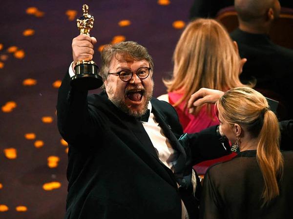 """Regie: Guillermo del Toro für """"Shape of Water - Das Flüstern des Wassers"""""""