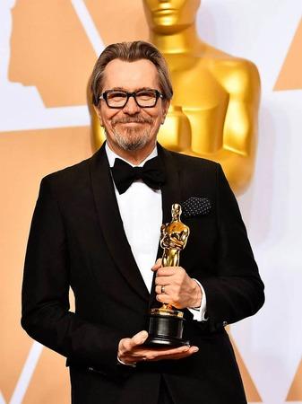 """Hauptdarsteller: Gary Oldman für """"Die dunkelste Stunde"""""""