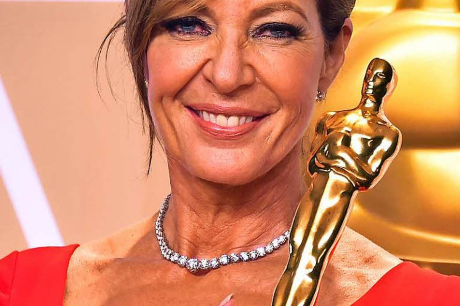 """Nebendarstellerin: Allison Janney für """"I, Tonya"""" (Foto: AFP)"""