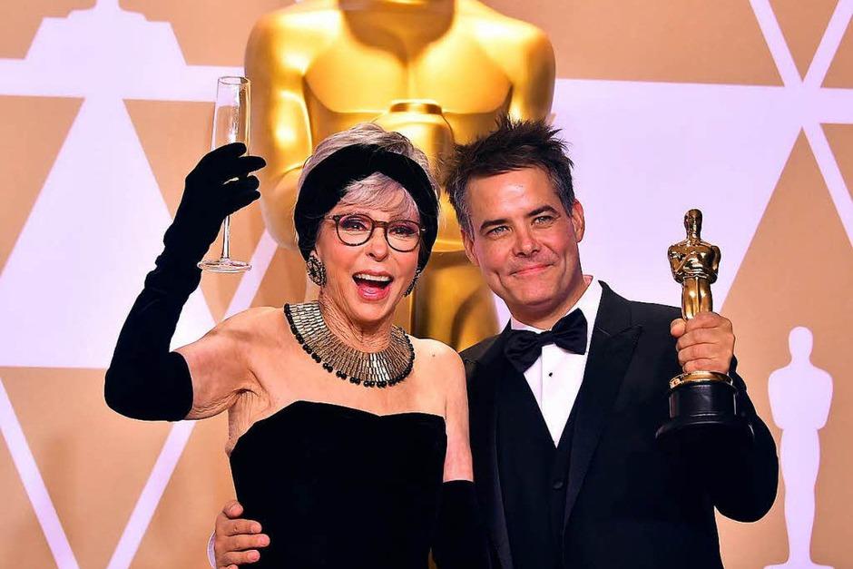 """Nicht-englischsprachiger Film: """"Eine fantastische Frau"""" von Sebastián Lelio (Foto: AFP)"""
