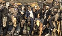 Freiburger Band Nutty Boys gastiert am Samstag, 10. März, im Café Verkehrt in Murg-Oberhof