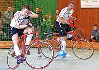 Für die Radballer geht's aufwärts