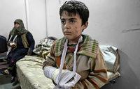 Sperrfeuer stoppt Hilfskonvoi in Syrien