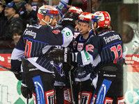 Die Wild Wings aus Villingen-Schwenningen hoffen auf den Playoff-Coup