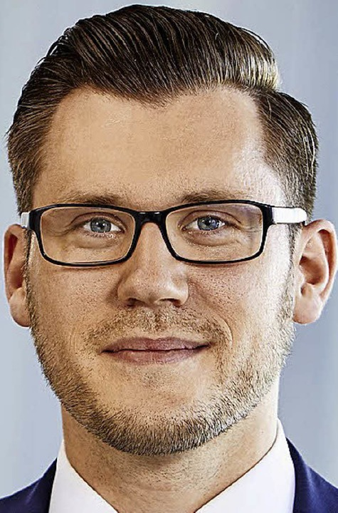 Benedikt Dörle-Schäfer, Freiburger Ver...nage-ment   <Tel/>0761/496 9804  | Foto: Wilhelm Media