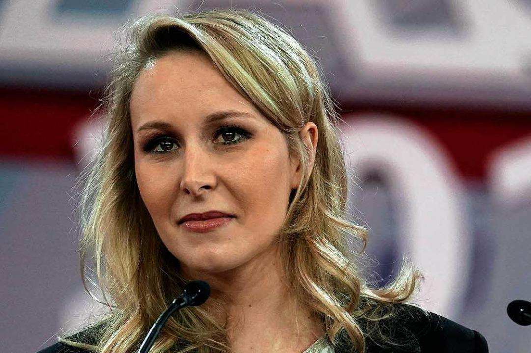 Die Ähnlichkeiten zu ihrer Tante Marin...ind die beiden jedoch Konkurrentinnen.  | Foto: AFP
