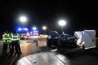 Haftbefehl gegen Autofahrer nach tödlichen Autobahnunfall
