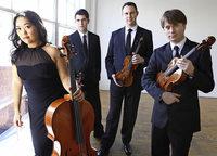 """Das Calidore String Quartet und Gabriela Fahnenstiel eröffnen am Sonntag, 18. März, die Konzertreihe """"Mary Codman Classics"""""""