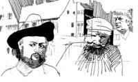 Stadtmuseum Wehr zeigt ab Sonntag, 18. März, Zeichnungen von Hermfried Richter