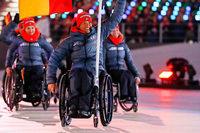 XII. Winter-Paralympics in Pyeongchang eröffnet