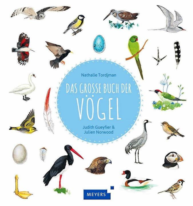 Das große Buch der Vögel.  | Foto: -