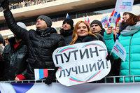 """Putins Wahlen – """"ein Theater, ein Zirkus"""""""