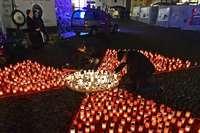 Freiburg erinnerte an die Atomkatastrophe in Fukushima vor sieben Jahren