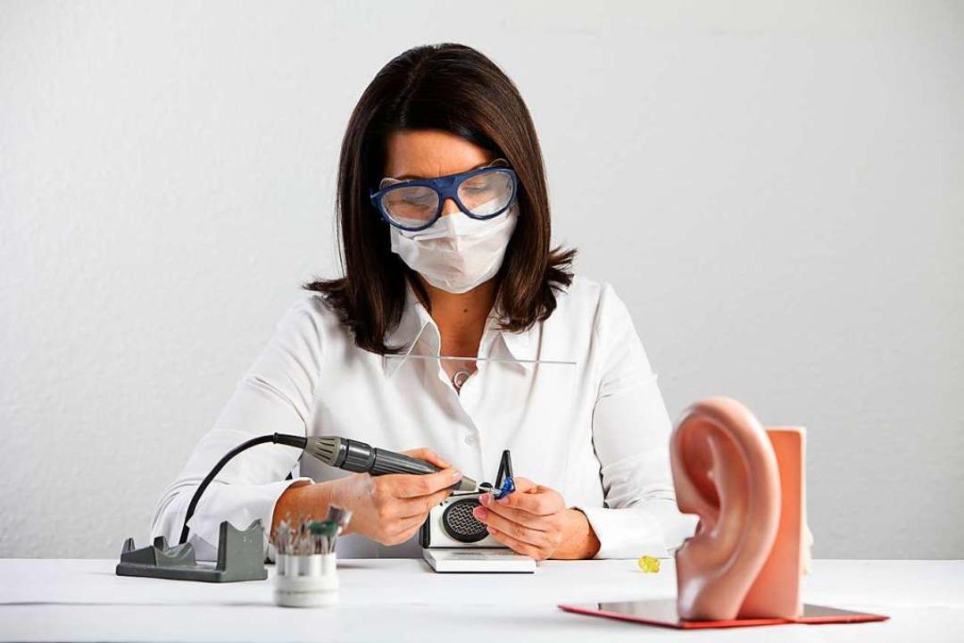 Neben dem Interesse an medizinischen u...e Ausbildung zum Hörakustiker gefragt.  | Foto: PR / Bundesinnung der Hörakustiker