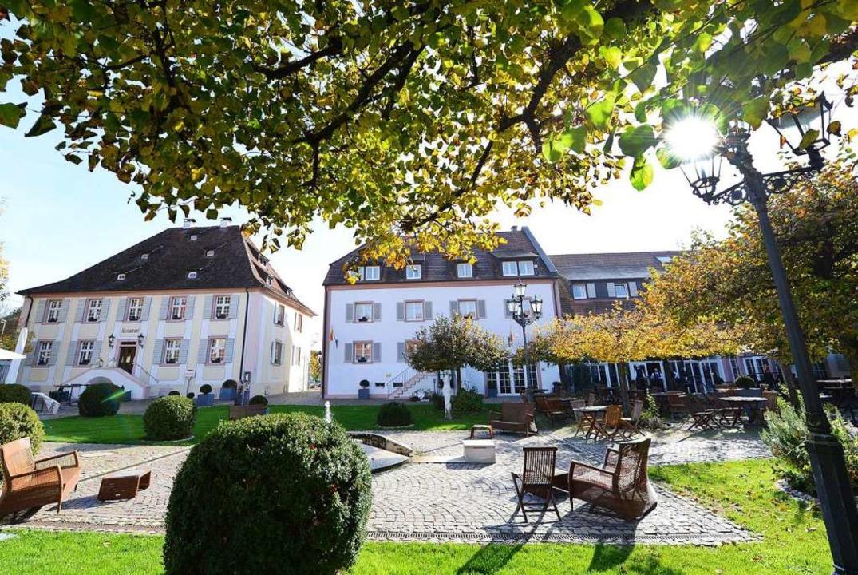 Das Hotel Schloss Reinach in Freiburg-...ne rasante  Wachstumsphase hinter sich  | Foto: Rita Eggstein