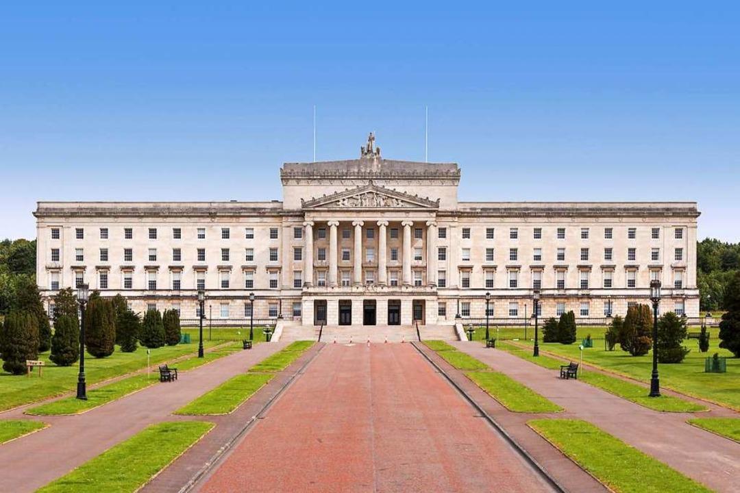 In der Northern Ireland Assembly in Be...e des nordirischen Regionalparlaments.  | Foto: ©kilhan - stock.adobe.com