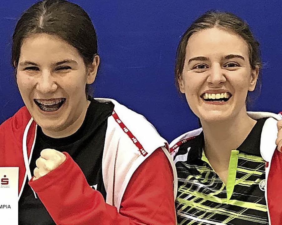 Doreen van der Hoofd (links), Tabea Liesert   | Foto: Privat
