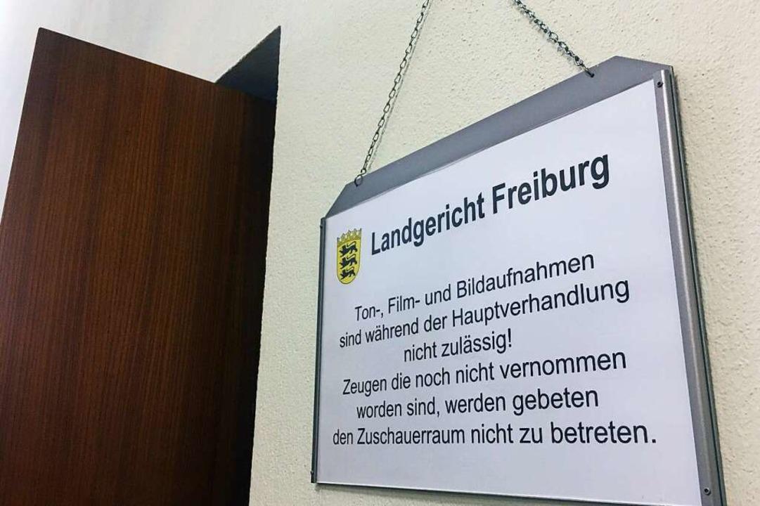 Ton-, Film- und Bildaufnahmen sind untersagt.  | Foto: Carolin Buchheim