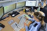 Eine Zentrale für 450 Notrufe am Tag: Das neue Führungszentrum der Polizei