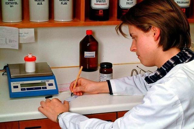 Pharmazeutisch-technische Assistenten