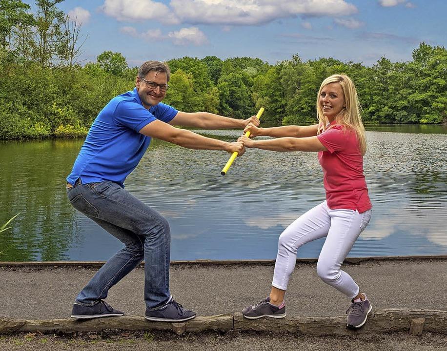 Übungen, um die Balance zu halten, aktivieren Muskeln im gesamten Körper.   | Foto: AGR