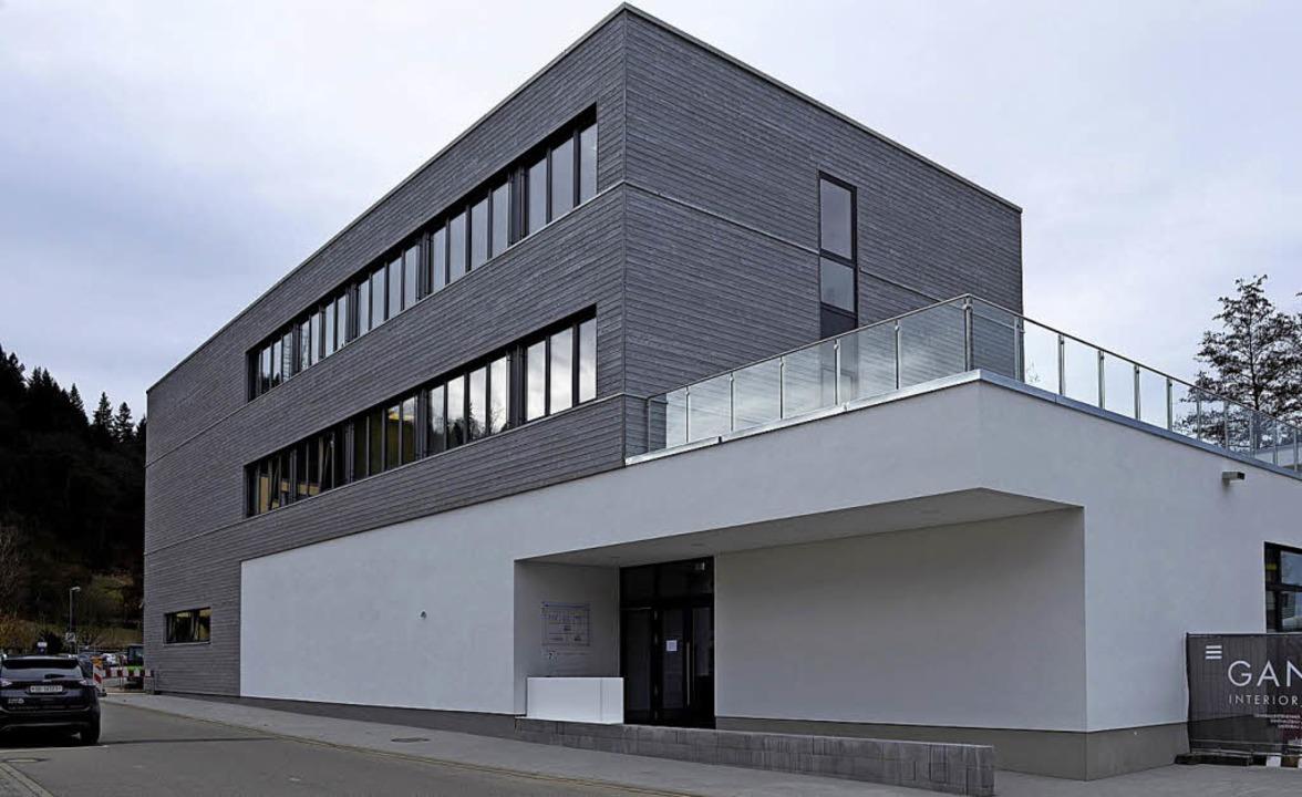 Knapp vier Millionen Euro investierte ...n der Erwin-Sick-Straße in Waldkirch.   | Foto: Sick AG