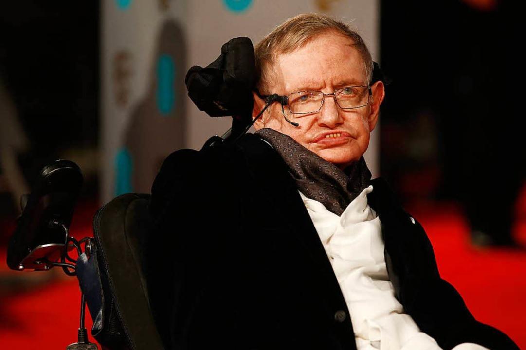 Stephen Hawking  | Foto: AFP