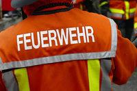 Auto fängt in Rheinfelden Feuer