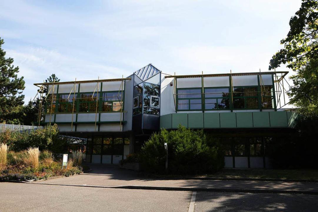 Die Berufliche Schule im Mauerfeld  | Foto: Christoph Breithaupt