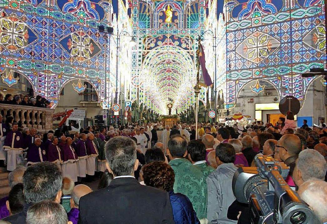Der Freundeskreis Santeramo ist für di...ahr zum Erasmofest eingeladen worden.   | Foto: Privat