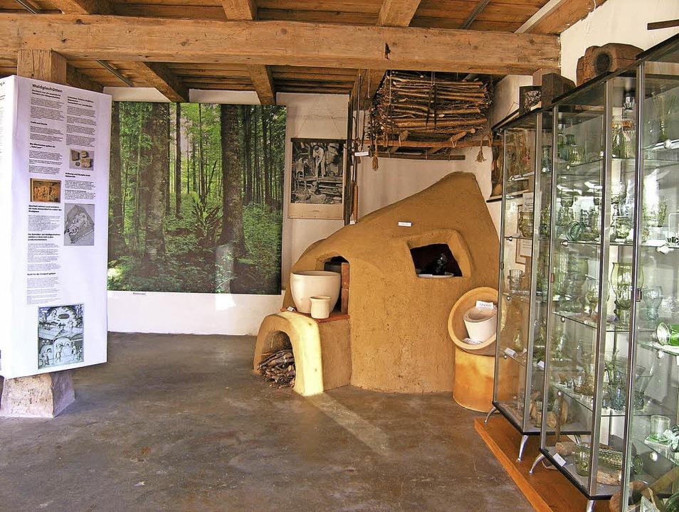 Das Wald- und Glaszentrum soll noch at...einen Umbau zwecks Themenerweiterung.   | Foto: Rolf Strohm