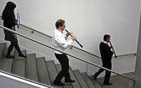 Musik erobert Architektur