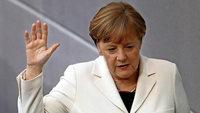 Angela Merkel mit knapper Mehrheit wieder Kanzlerin