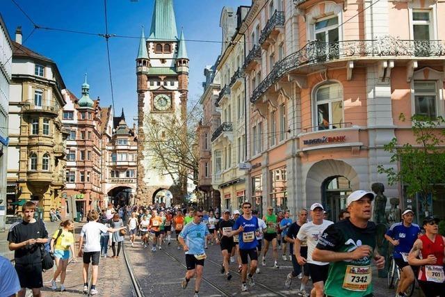 Marathon und Halbmarathon
