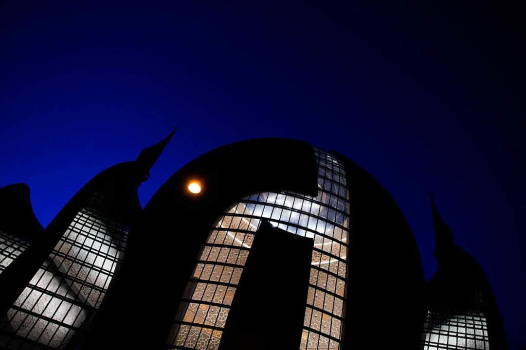 Integrationsprobleme von Muslimen sollen diskutiert werden.  | Foto: dpa
