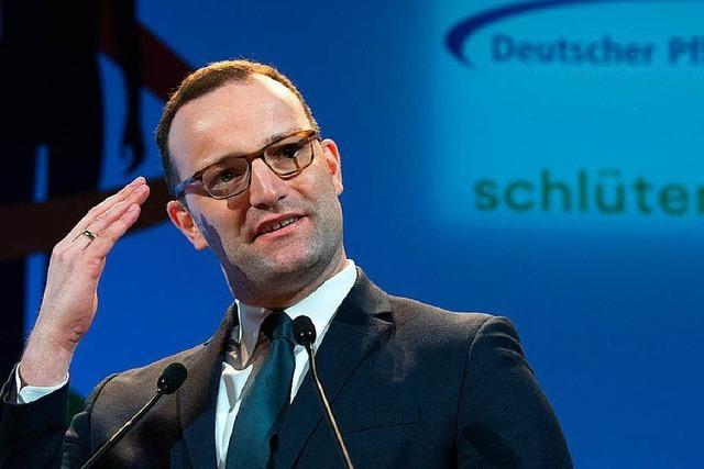 Jens Spahn ist ein politischer Raufbold