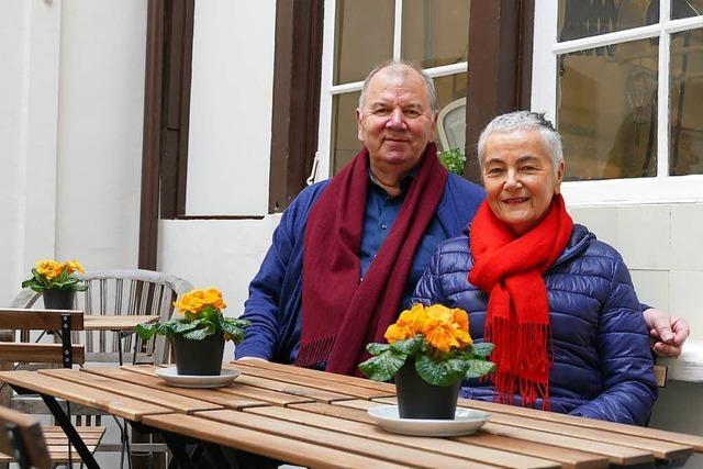 Ehepaar Wagner betreibt das Süße Löchle selbst