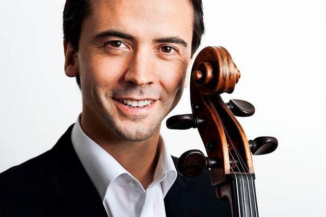 Artist in Residence beim Festival Heidelberger Frühling: Cellist Jean-Guihen Queyras