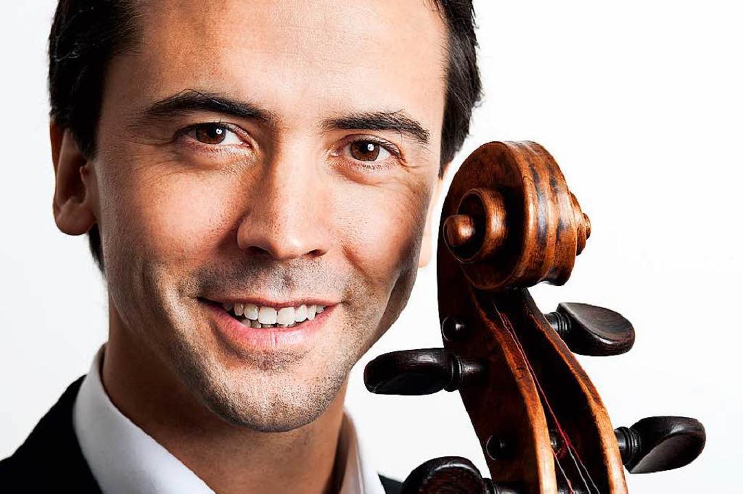 Cellist Jean-Guihen Queyras    Foto: Francois Sechet
