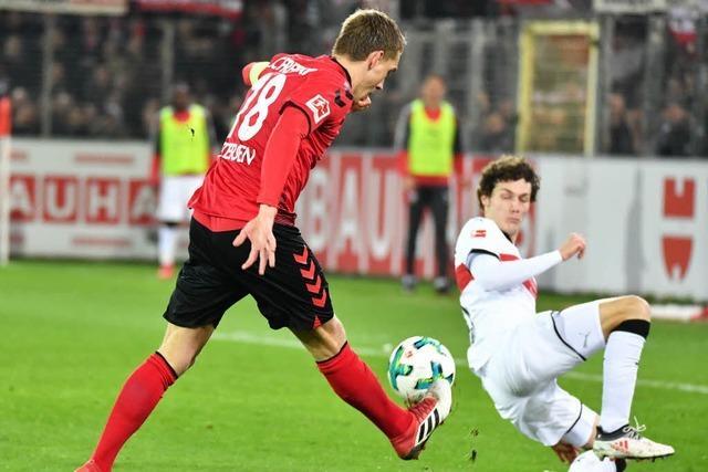 Liveticker zum Nachlesen: SC Freiburg – VfB Stuttgart 1:2