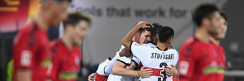 SCF vs. VfB: Gomez gewinnt das Duell der Torjäger mit 2:1