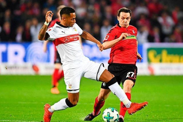 SC Freiburg – VfB Stuttgart 1:2