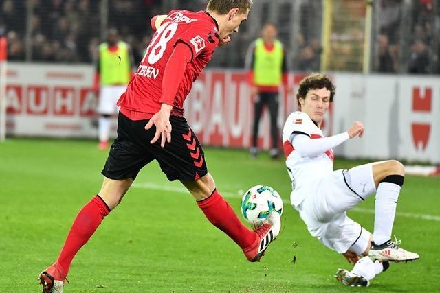 Liveticker zum Nachlesen: SC Freiburg - VfB Stuttgart 1:2