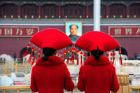 Einstimmiges Votum: Xi Jinping als Staats- und Militärchef bestätigt