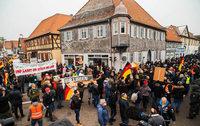 Das Städtchen Kandel in der Südpfalz ist ein neuer Wallfahrtsort der rechten Szene