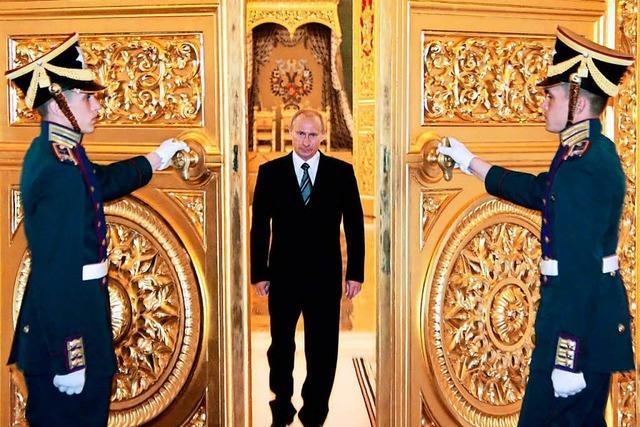 Krise nach Giftanschlag: Russland weist 23 britische Diplomaten aus