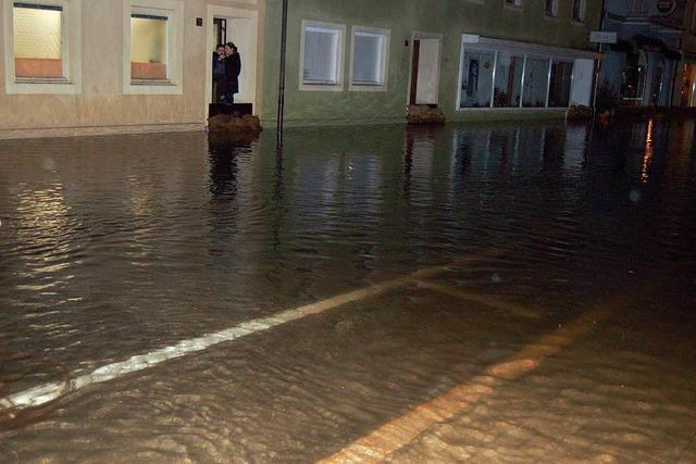 St. Blasien nach dem Hochwasser im Januar: Jetzt wird aufgeräumt